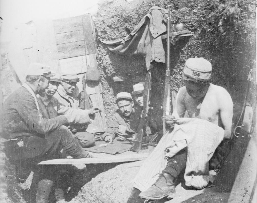 La First World War Studies Bibliography etZotero
